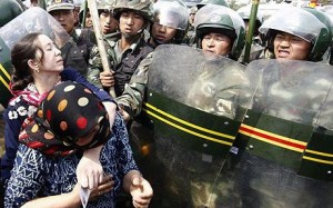 CHINA URUMQI RIOTS