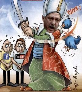Erdogan/ Twitter/ by Sözcü