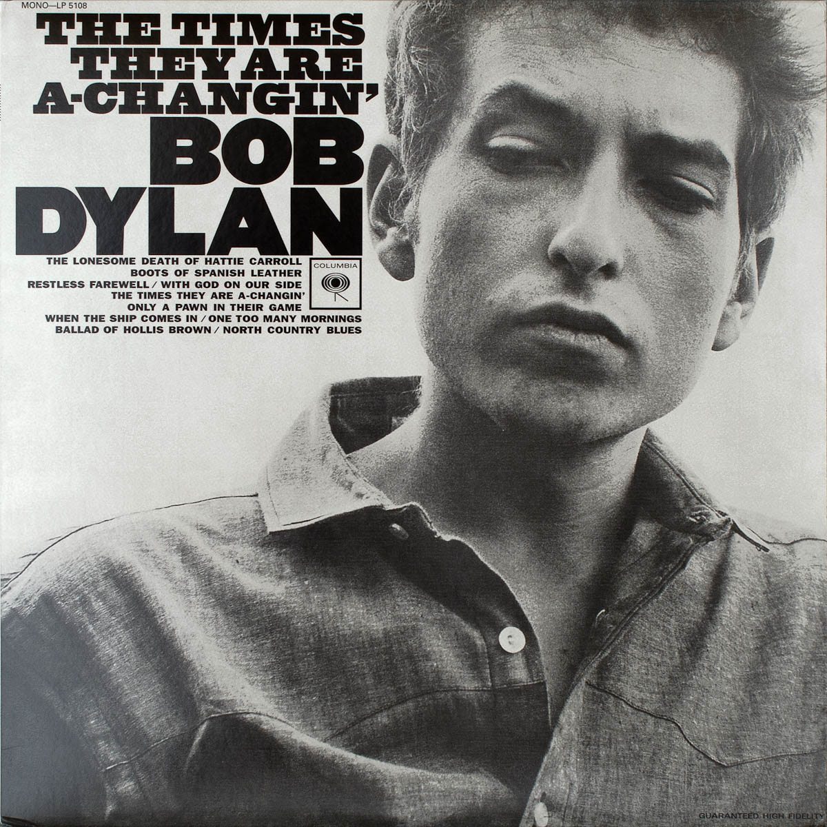 Pop culture politics and the social movements bob dylan and the dylanthetimestheyareachanginfront hexwebz Images