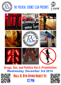 Prostitution Poster