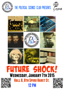 Poster Future Shock