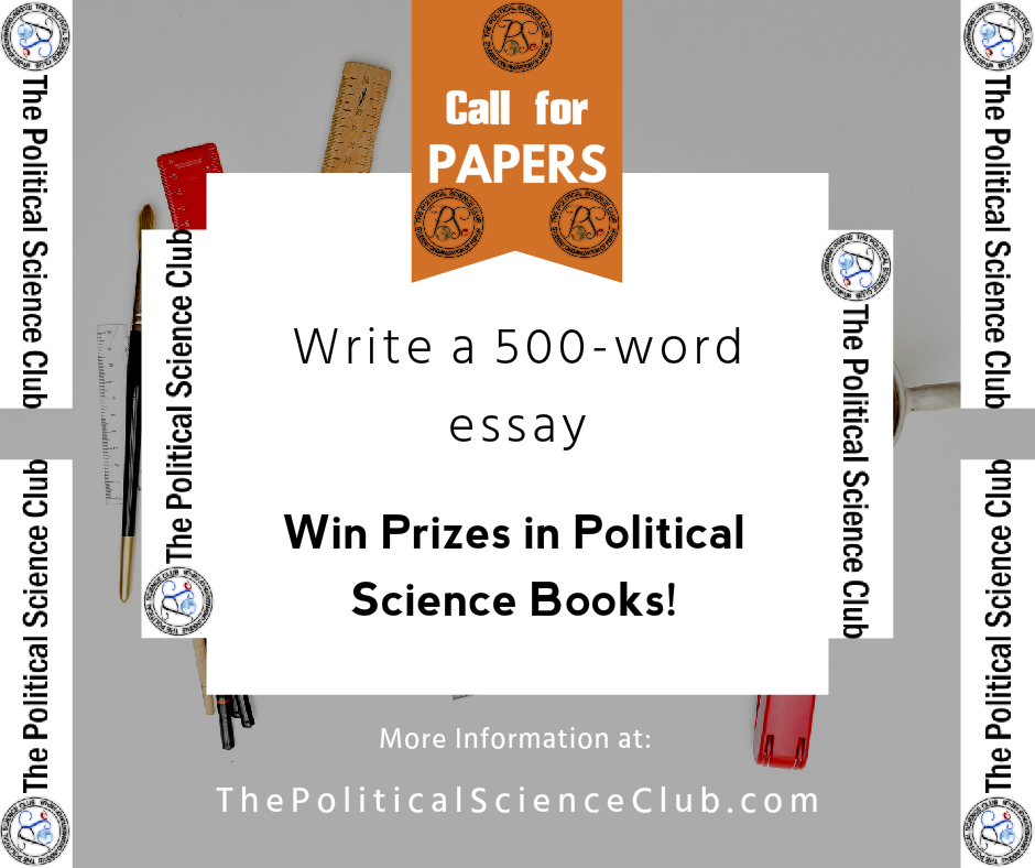 political science essay contest