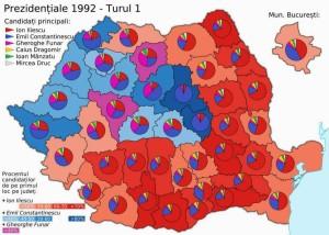 ALEGERI 1992.