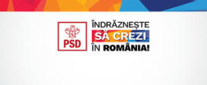 PSD using national symbols in its electoral marketing.